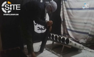 'Amaq Releases Video of ISKP Rocket Strike on Kabul's Diplomatic District