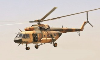 Afghan Taliban Claims Downing Afghan Military Helicopter, 49 Casualties in Clashes in Badakhshan