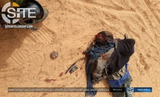 ISWAP Photo Report Shows Bloody Corpses of JNIM Fighters After Clashes Near Mali-Burkina Faso Border