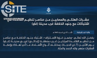 In Clashes with JNIM Fighters in Gao, ISWAP Claims Inflicting Dozens of Casualties