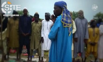 Boko Haram Releases Videos of Eid al-Adha Festivities, Fighter Greetings in Four Locations