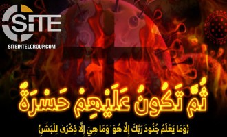 Amid COVID-19 Pandemic and Natural Disasters, Pro-IS Group Predicts IS Rising Once Again