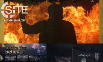 Regarding Wildfires in Multiple Countries, Pro-IS Group Reminds Supporters of Hayat Video Inciting for Arson Attacks