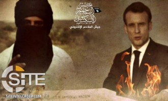 "Pro-AQ Media Unit Cites JNIM Fighter in Condemning French President's ""Islam in Crisis"" Remark"