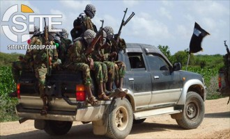 In Week Marked with Suicide Bombing, Shabaab Claims Over 30 Attacks and Taking Control Over Town