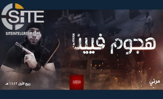 """Just Terror"" Media Unit Promotes Vienna Operation Using Attack Footage Distributed on Social Media"