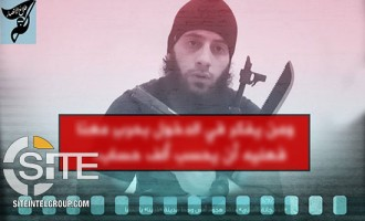 Pro-IS Group Quickly Capitalizes on Vienna Claim with Warning Poster