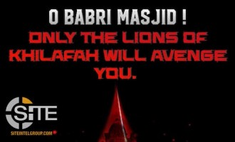 IS-aligned Media Group Launches Social Media Campaign Threatening Hindus on Anniversary of Babri Mosque Demolition