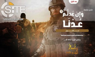 AQ-aligned Ansar al-Tawhid Documents Fighters Training in Syria in Video