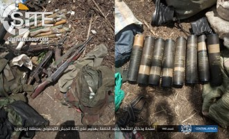 ISCAP Claims Attacks on 2 Army Posts in DR Congo, Photographs Corpses and War Spoils