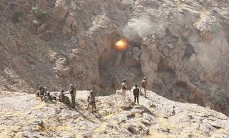 IS Alleges Zero Losses in 2 Weeks of Constant Airstrikes on Makhmour Mountains