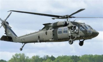 Afghan Taliban Claims Downing Black Hawk Helicopter While Engaging Afghan Troops in Helmand
