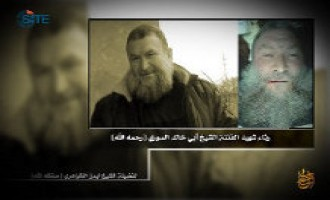 Zawahiri Gives Eulogy for Abu Khalid al-Suri, Condemns Sedition in Syria