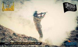 Brigades of Abdullah Azzam Publishes Photos of Training Camp in Syria
