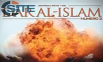 "French Division of IS' al-Hayat Releases 3rd Issue of ""Dar al-Islam"" Magazine"
