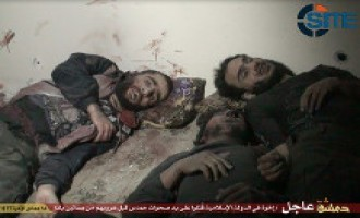 Islamic State Publishes Correction Regarding Photos of Dead Fighters
