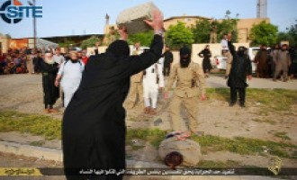 IS Division in Ninawa Executes Two Men Convicted of Murder and Banditry