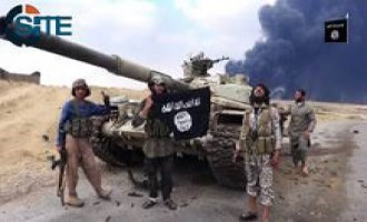 IS Video Shows Operation at Beiji Oil Refinery, Children Participating in Fighting