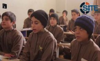 IS Video Highlights Shariah Institute for Children in Deir al-Zour