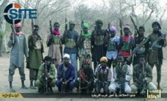 "IS' ""West Africa Province"" Publishes Photos of Fighters"