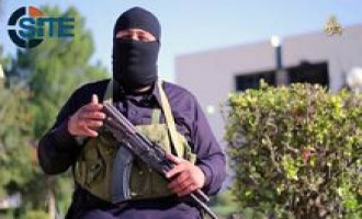 Libyan IS Fighter Calls in Video for Fighters to Come to Libya for Jihad