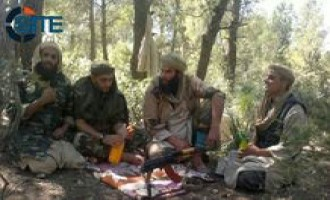 Tunisian Jihadist Wanas al-Faqih Gives Eulogy for Slain Uqba bin Nafi Commander