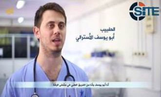 IS Video Promotes Health Services in Raqqah, Doctors Call on Muslims to Join the Group and Help