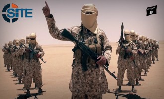 Fighters in IS' Sana'a Province Threaten Houthis in Video, Show Training