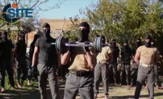 IS Division in Northern Iraq Releases Video of Fighters Exercising, Training for Raids