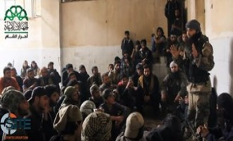 Ahrar al-Sham Video Incites Fighters to Battle West of Aleppo