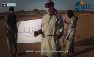 IS Media Affiliate Releases Video on IS Training Camp in Somalia, Abdul Qadr Mu'min Speaking at Commencement