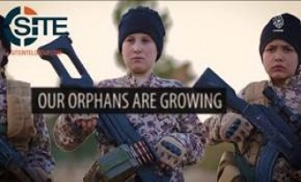 IS Releases French Chant by Child Swearing Revenge for Massacres