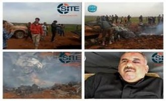 Nusra Front Video Shows Downed Syrian Airplane, Pilot Interrogation