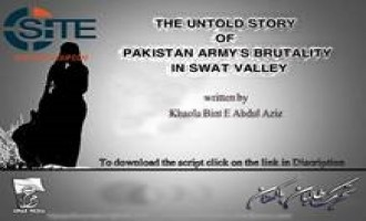 TTP Publishes English Essay from Woman Vilifying Pakistani Army in Swat