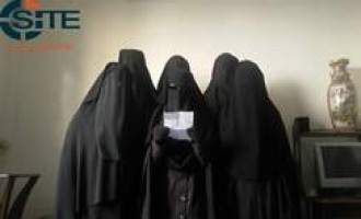 "Women in Syria Demand Men ""Come to Jihad"" to Counter IS Advances in Yarmouk"