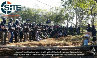 Jihadist Reports Group from MILF in Ranao (Philippines) Pledging to IS