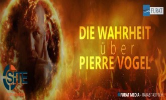 IS Media Affiliate Attacks German Islamic Preacher Pierre Vogel in Video
