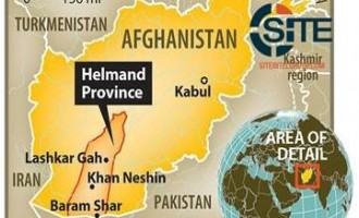 Afghan Taliban Claims Killing, Wounding over 35 in Suicide Attack in Helmand Province