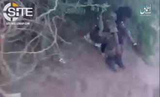 'Amaq Video Shows Somali Soldier Killed by Gunfire in Afgoye