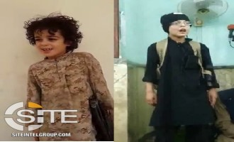 IS Supporters Share Videos of Children, One an Aspiring Suicide Bomber, the Other Praying for Death to America and Shi'ites