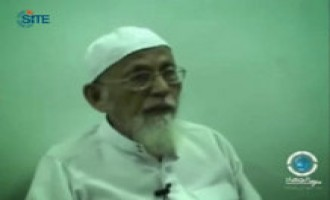 Imprisoned, Radical Indonesian Cleric Reportedly Threatens Burma