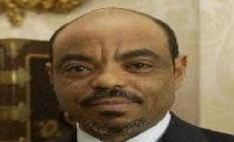 Shabaab Expresses Joy for Death of Ethiopian Prime Minister