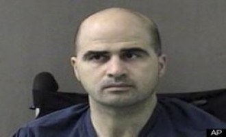 Jihadists Affirm Support For Nidal Hasan