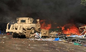 Jihadis Look For Gains In Egypt, Call For Armed Uprising