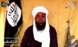 AQIM Releases Visual Speech by Ansar Dine Leader on Situation in Mali