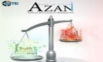 6th Issue of Azan Suggests Targeting Former and Current U.S. Leaders
