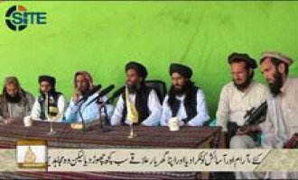 TTP Splinter Group Jamat-ul-Ahrar Announces Establishment in Video