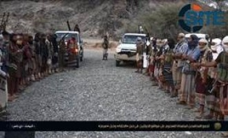 AQAP Photo Report Shows Attack on Houthi Positions in al-Bayda'