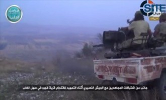 NF Video Shows Jaish al-Fath Clashes With Syrian Regime Forces in Idlib
