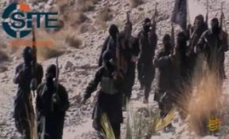 AQIS Video Shows Training Footage from Qari Imran Camp